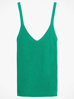 La Redoute Finstickat linne i skimrande material