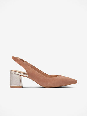 Tamaris Pumps med sling back
