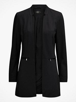 Kavajer & kostymer - Only Kavaj onlCarolina Zip L/S Long Blazer