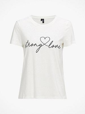 Vero Moda Topp vmLove S/S T-shirt VIP
