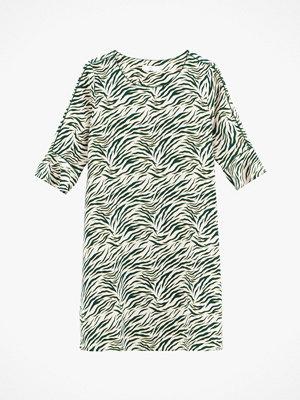 La Redoute Mönstrad, halvlång klänning i utställd modell