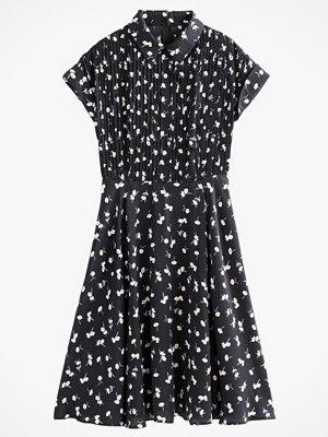 La Redoute Blommig, utställd klänning i halvlång modell