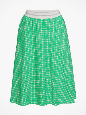 La Redoute Rutig, rynkad kjol