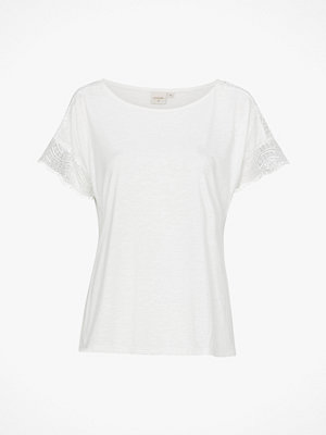 Cream Topp Paulina Tshirt