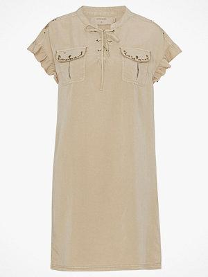 Cream Klänning Belena Dress