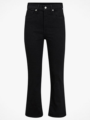 Levi's Jeans Mile High Crop Flare Black