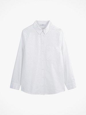 La Redoute Skjorta i vid boyfriend-modell med lång ärm