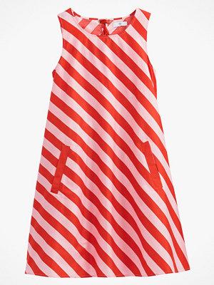 La Redoute Ärmlös klänning, randig, halvlång