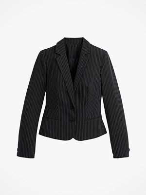 Kavajer & kostymer - La Redoute Kritstrecksrandig kavaj i insvängd modell