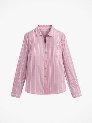 La Redoute Randig skjorta med V-ringning