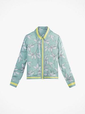 La Redoute Blommig skjorta med lång ärm