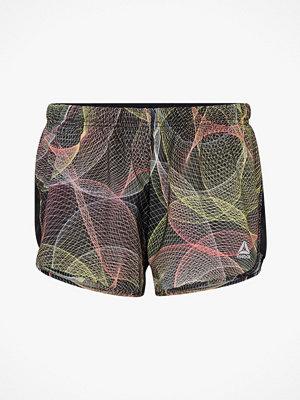 Sportkläder - Reebok Performance Löparshorts Running Printed Shorts