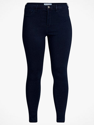Only Carmakoma Jeans Storm High Waist Skinny Push Up