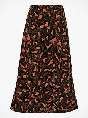 co'couture Volangkjol Debby Animal Skirt