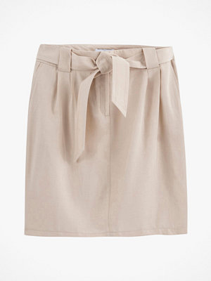 La Redoute Rak, halvlång kjol i lyocell