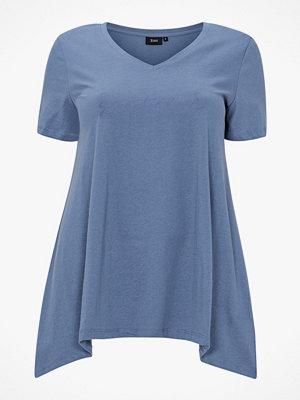 Zizzi Topp vMira SIS V-neck T-shirt
