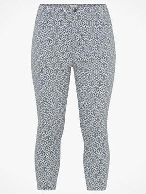 Jeans - La Redoute Mönstrade slim jeans