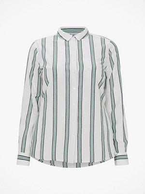 La Redoute Lång, randig skjorta med lång ärm