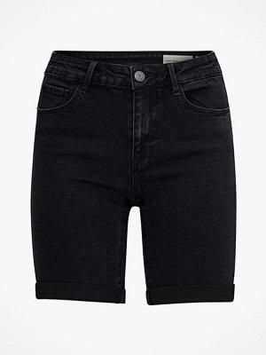Vero Moda Jeansshorts vmHot Seven Nw Dnm Long F Short
