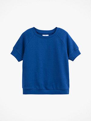 La Redoute Sweatshirt med kort ärm och rund halsringning