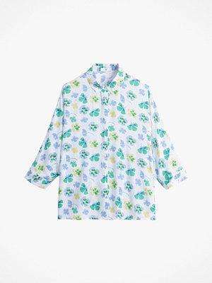 La Redoute Mönstrad skjorta med trekvartslång ärm