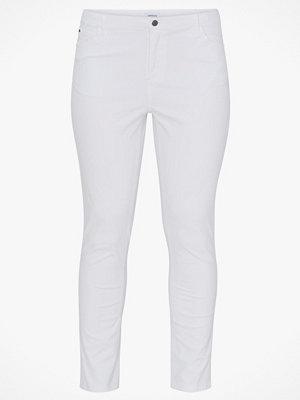La Redoute vita byxor Smal byxa i 5-ficksmodell