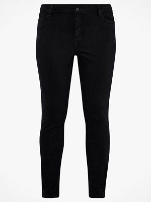 La Redoute svarta byxor Smal byxa i 5-ficksmodell