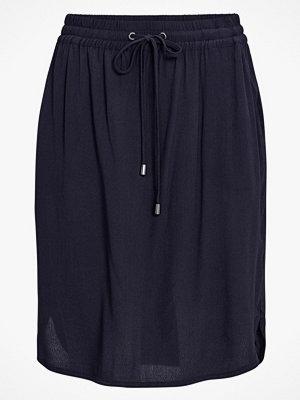 Saint Tropez Kjol Elastic Waist Skirt