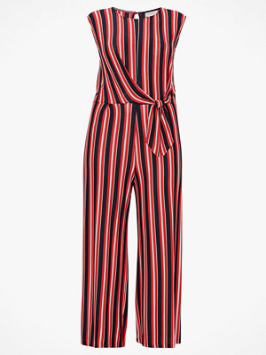 Only Carmakoma Jumpsuit carTyra SL Stripe