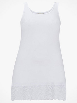 Only Carmakoma Linne carTime Tank Top With Lace