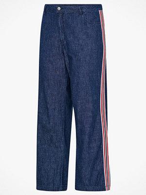 La Redoute Vida jeans med band i sidan