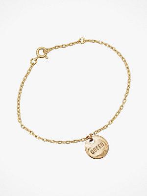 Emma Israelsson smycke Armband Queen Coin Bracelet