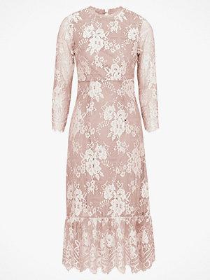 Vila Spetsklänning viKrissa 3/4 Midi Dress