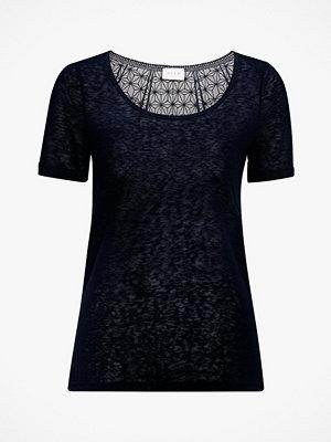 Vila Topp viSumi S/S New Back Lace Top