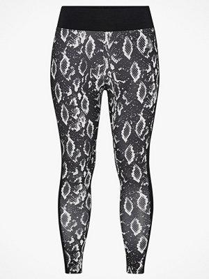 Sportkläder - Zizzi Träningstights aSnake Ancle Pant
