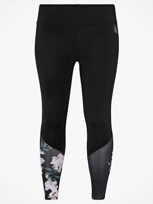 Zizzi Träningstights aorkide Flower Ancle Pant