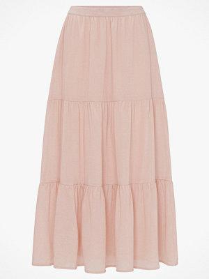Vero Moda Volangkjol vmAndrea Hw Ankle Skirt
