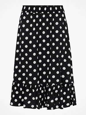 Kjolar - Jacqueline de Yong Kjol jdyStar Frill Midi Skirt