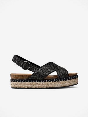 Sandaler & sandaletter - Ellos Sandal Flatform Braided