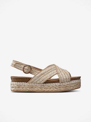 Ellos Sandal Flatform Braided