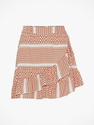Only Volangkjol onlAthena Wrap Skirt