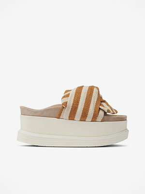 INUIKII Sandal Slippers Knot Striped