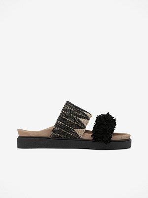 Sandaler & sandaletter - INUIKII Slippers Raffia Fringes