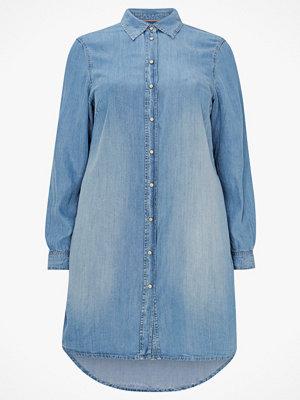 Zizzi Jeansskjorta jAndrea LS Shirt
