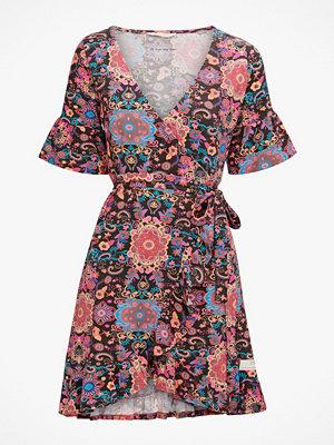 Odd Molly Omlottklänning Flower Wrap Dress