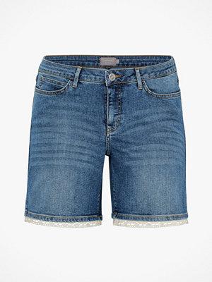 Shorts & kortbyxor - Junarose Jeansshorts jrFive Masisa Nw Crochet
