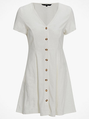 Vero Moda Klänning vmAnna Milo SS Button Abk Dress