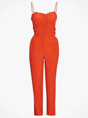 Jumpsuits & playsuits - La Redoute Jumpsuit med smala axelband