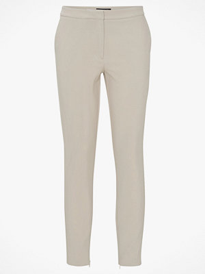 Selected Femme Byxor slfMuse Cropped MW Pant omönstrade