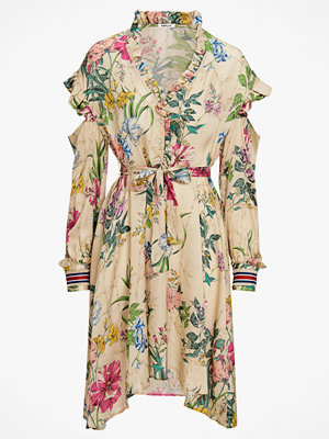 Replay Klänning Floral Print Dress